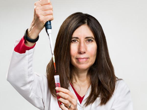 Ellen Jorgensen cofundadora de Genespace