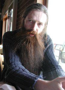 Fotografía de Aubrey de Grey en 2008