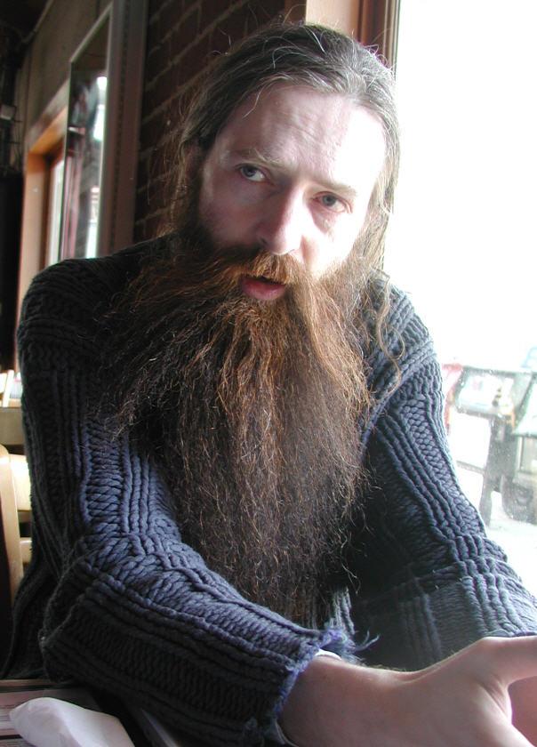 Aubrey de Grey (El Fin del Envejecimiento)