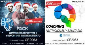 código promocional ICNS: CE2063