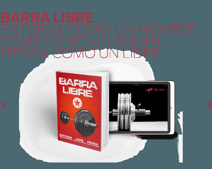 Barra Libre: entrena como un hombre