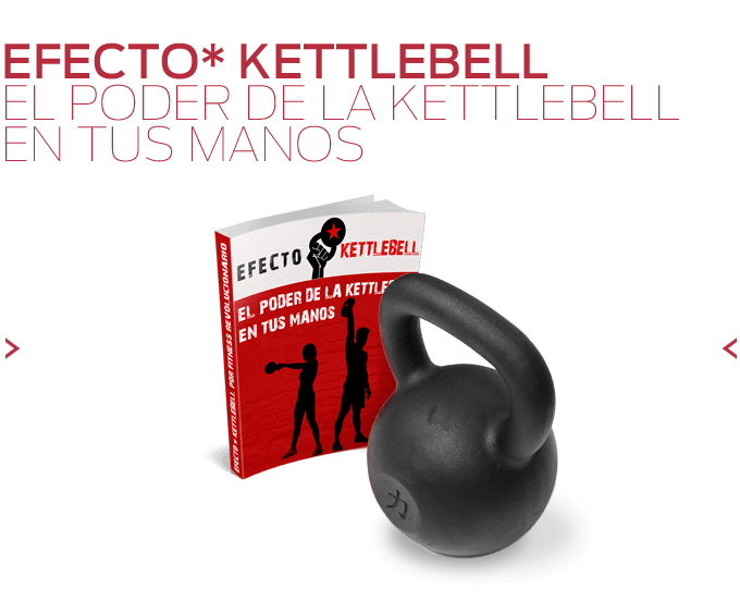 Efecto Kettlebell: el poder de la kettlebell en tus manos