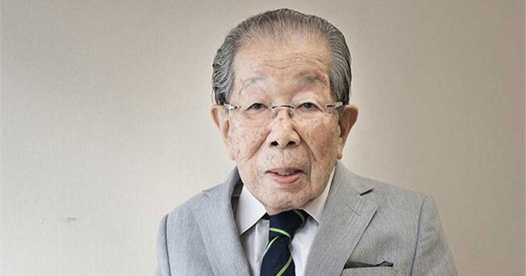 Dr. Shigeaki Hinohara